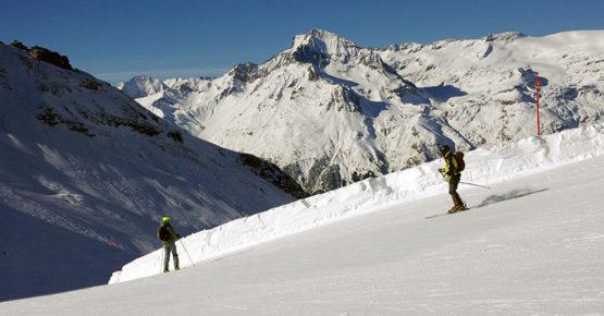 Domaine skiable de Val Cenis en Savoie